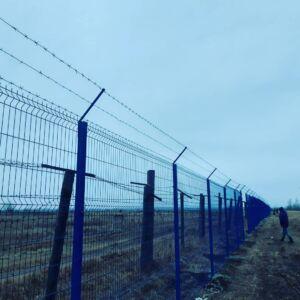 Забор для Аэропорта