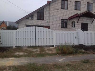 Белый забор Тамбов
