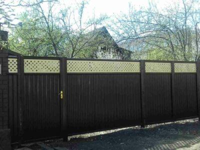 Модульный забор Тамбов
