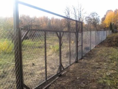 Забор рабица