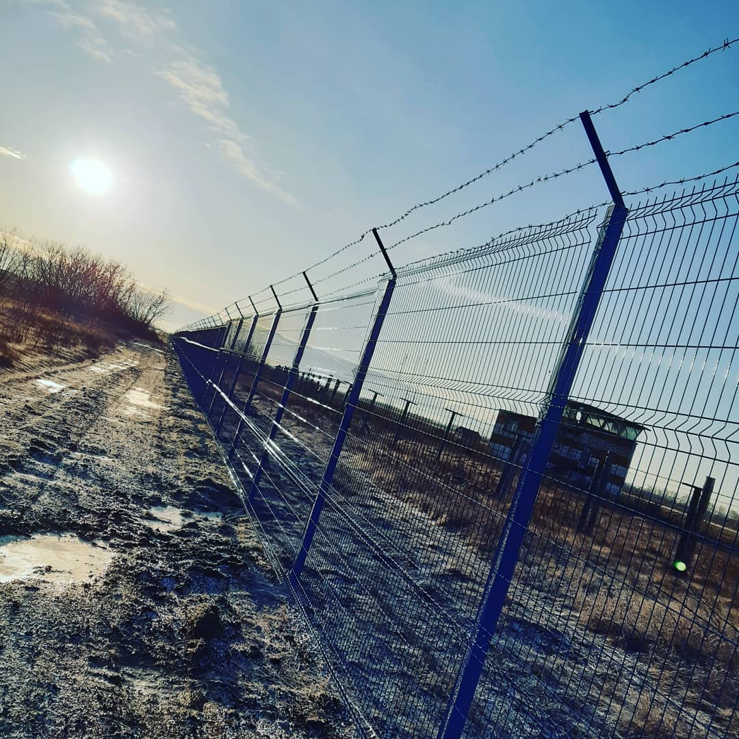 Ограждение Аэропорта Тамбов