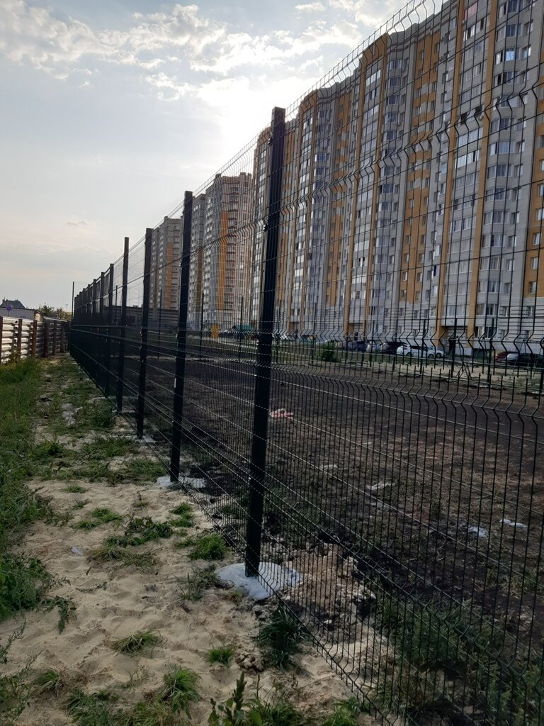 Сабуровская спортивная площадка