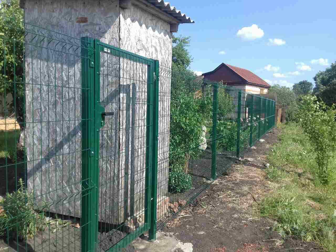 забор Рассказово