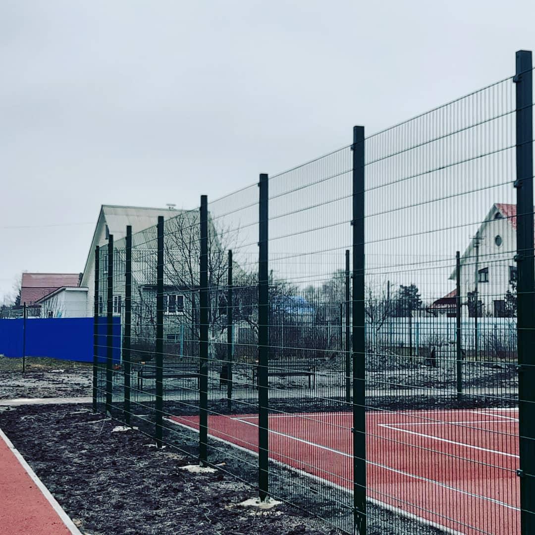 Ограждение баскетбольной площадки Тамбовская область