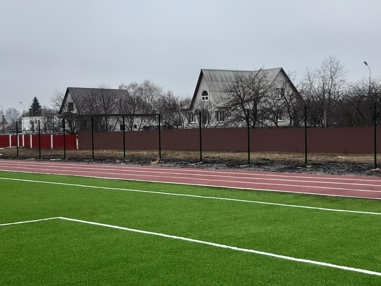 Ограждение стадиона Тамбовская область