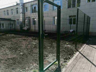 забор для детского сада Тамбов