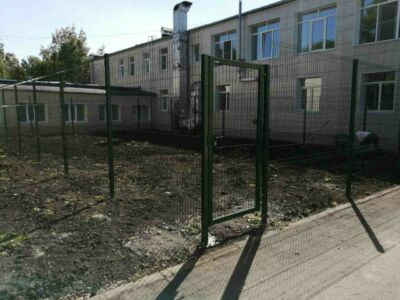 Ограждение спортивной площадки Тамбов