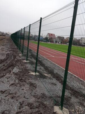 Ограждение стадиона